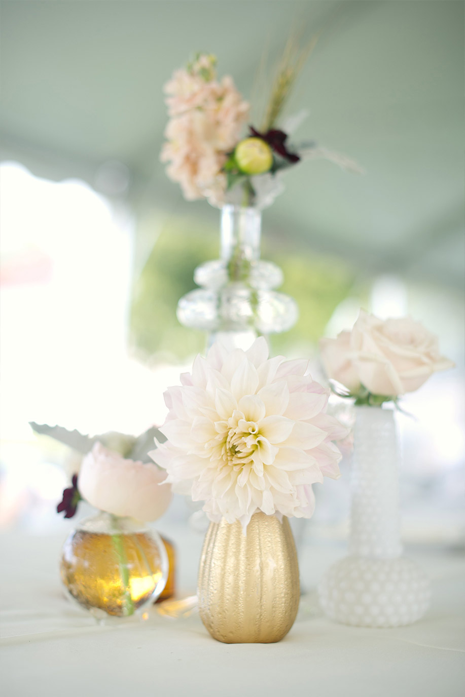 Wedding photo gallery howell family farms after yes bud vase wedding centerpiece collection reviewsmspy